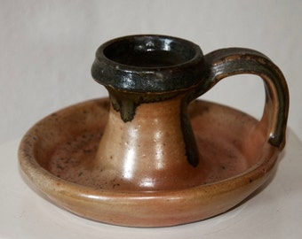 Candle holders, ceramic