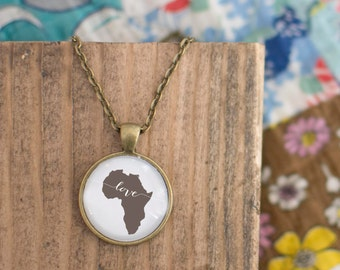 LOVE Africa Adoption {necklace}