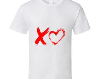Xo Heart T Shirt