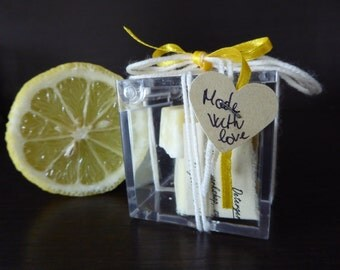 Lemon hand cream