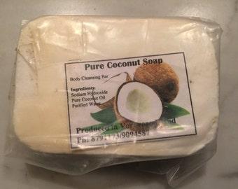 Pure Fijian Coconut Soap - handmade