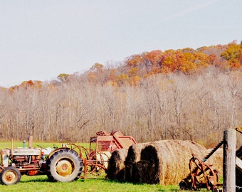 Farmyard Tractor