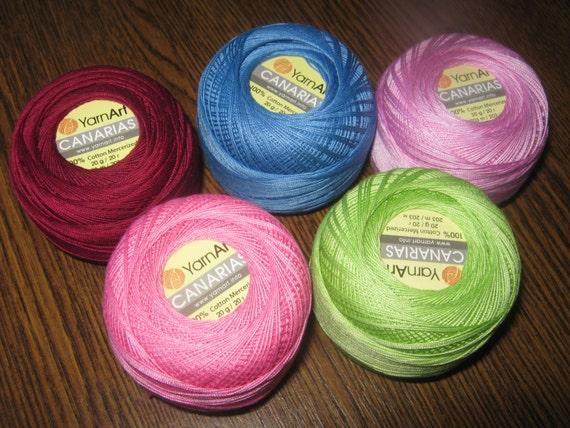 Crocheting Yarn For Sale : Crochet yarn Canarias, cotton yarn, lace yarn, crochet thread ...