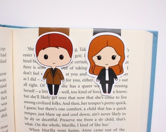 Castle Magnetic Bookmark