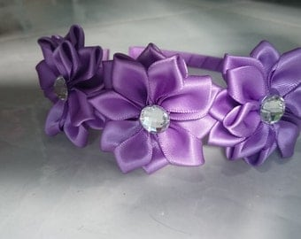 Handmade hairbands for baby girl