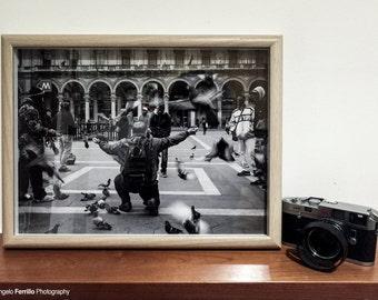 Street Photography in Milan
