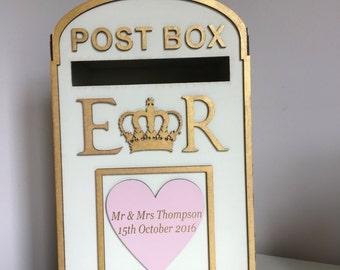 Wedding Post Box, Wedding Decor, Wedding Guestbook, Anniversary Post Box, Birthday Post Box, Party Post Box, Wedding Ideas, Wedding Day,