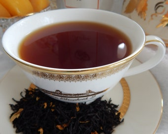 HOPE  Black tea with peach and apricot