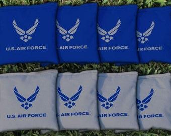 U.S. Air Force Cornhole Bag Set