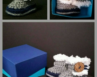 Baby Bootie Boots