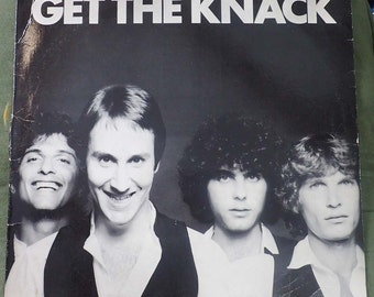 Get The Knack Vinyl Record Album