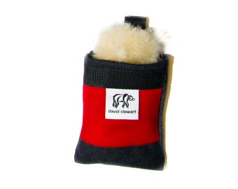 Wool Smart Phone Case - Sheepskin liner