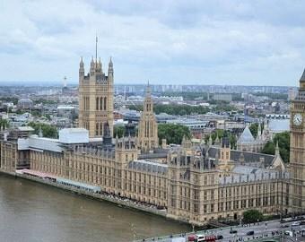 Big Ben/ Parliament