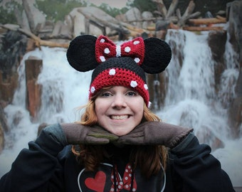 Minnie Ears Beanie