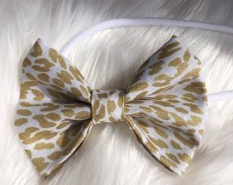 Golden leopard