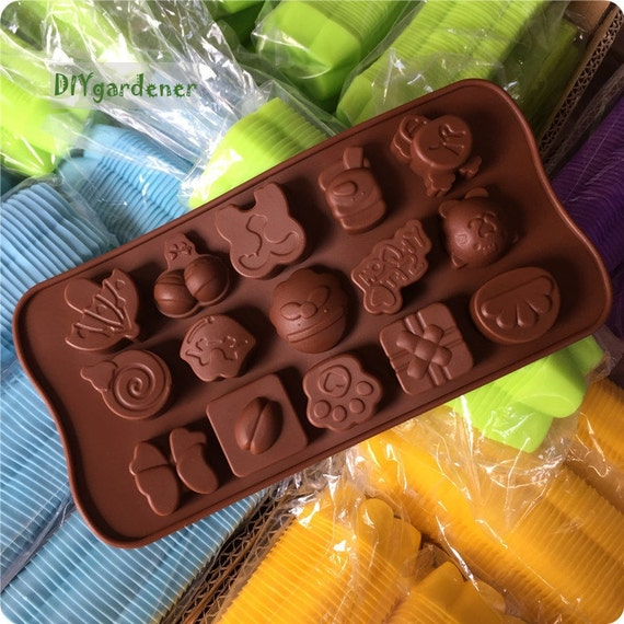 From Musty To Must See Kitchen: 11 Winnie The Pooh In 1 Soap Mould Cake Mold Snack By