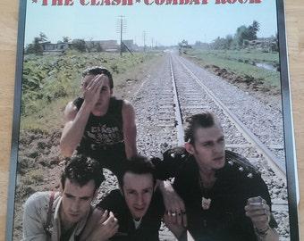 The Clash - Combat Rock - PE 37689 - 1982 - NM/NM