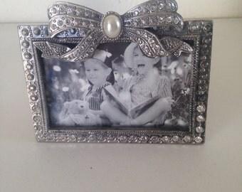 Small Rhinestone frame