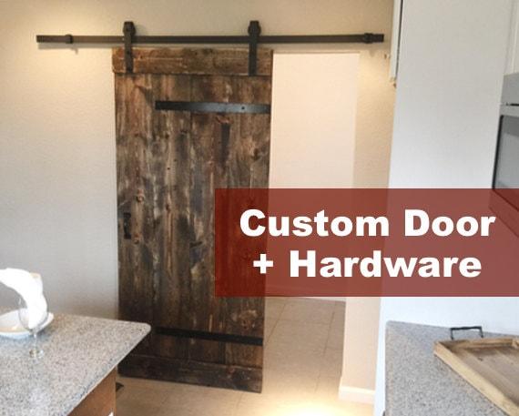 Custom Barn Door Amp Hanging Hardware From Slidingbarndoor
