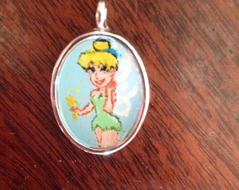 Tinkerbell Pendant for necklace