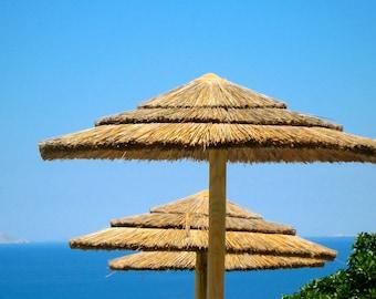 Greek Island - Santorini Shade