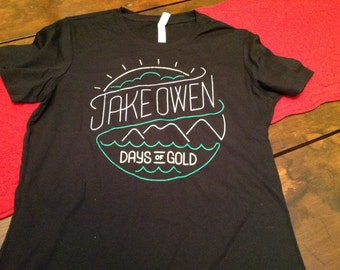 Jake Owen shirt -XL