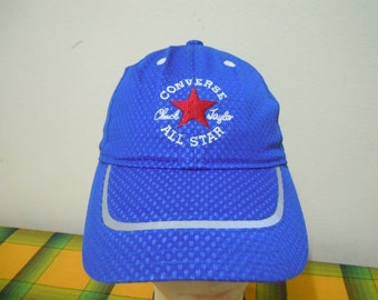 RARE Vintage CONVERSE All Star cap hat free size for all
