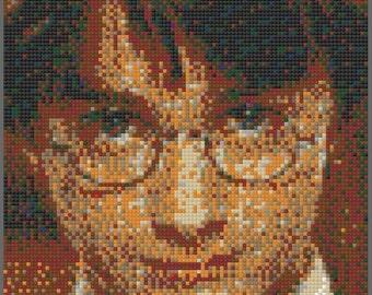 LEGO Harry Potter Mosaic