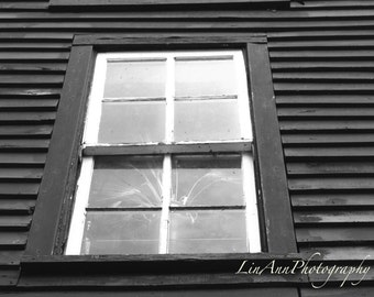 Weathered Window Fine Art Photography