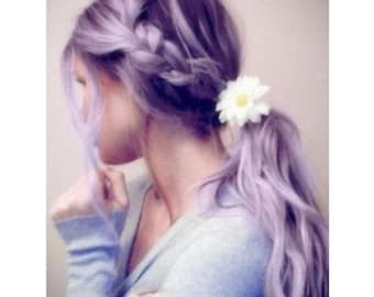 Lavender Hair Chalk - Salon Grade - Temporary - Non-Toxic