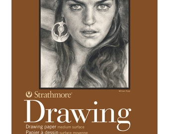 Strathmore Drawing Paper 400 Series 9x12
