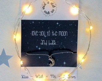 A Wish on Your Wrist ~ Moon