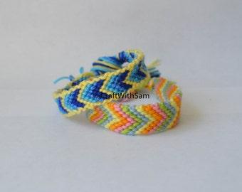 2 Friendship Bracelets