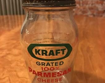 Vintage Kraft Parmesan Cheese Shaker