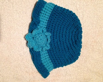 Flowers for child Hat