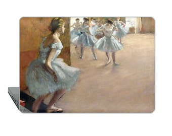 Macbook Pro 13 Case Impressionist MacBook Air 13 Case dancers Macbook 11 Degas Macbook 12 Macbook Pro 15 Retina Case Hard Plastic