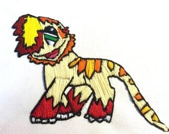 Spunky Beard Embroidery