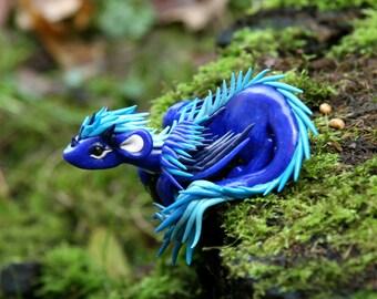 Ava - Blue dragon