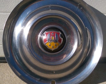 Oldsmobile 1950 - 1953 Hubcap Wheel Cover - Nice Condition - Single