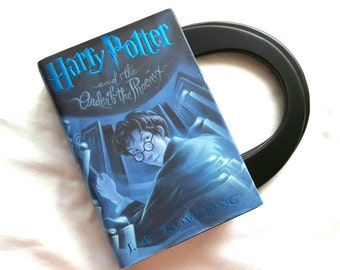 Harry Potter and the Order of the Phoenix Book Purse
