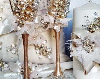 personalized wedding flutes, wedding champagne glasses toasting flutes, champagne flutes toasting flutes pesrl champagne flutes wedding