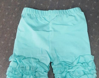 "18m light blue Icing shorts ""shorties"""