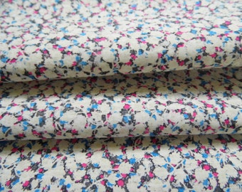 liberty fabric pablo pepper D