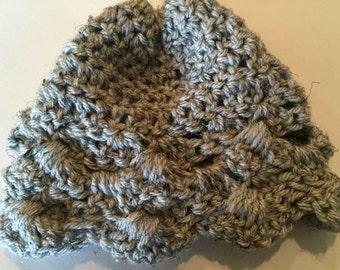 Hand Crochet Infant Hat