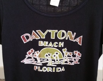 Daytona Beach Florida vintage t-shirt, great condition size M