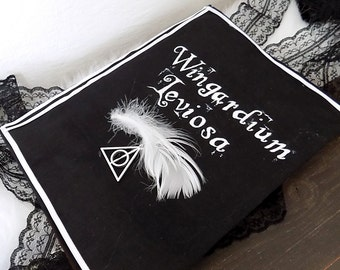 Harry Potter, Wingardium Leviosa - cover for book