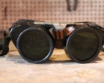 Vintage Welding Goggles