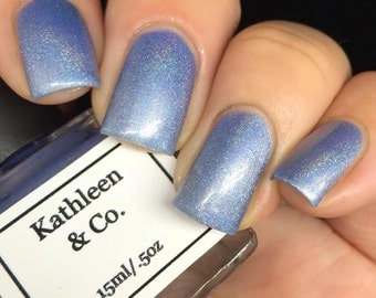 Your Holoness - Light Blue Holo Nail Polish