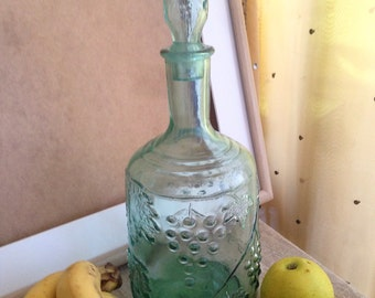 Antique Decanter, Vintage Decanter, Wine Decanter