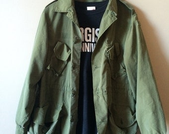 Vintage Canadian army jacket